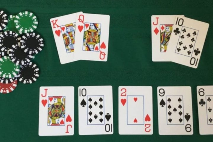 The Strategies Used To Win At Texas Holdem