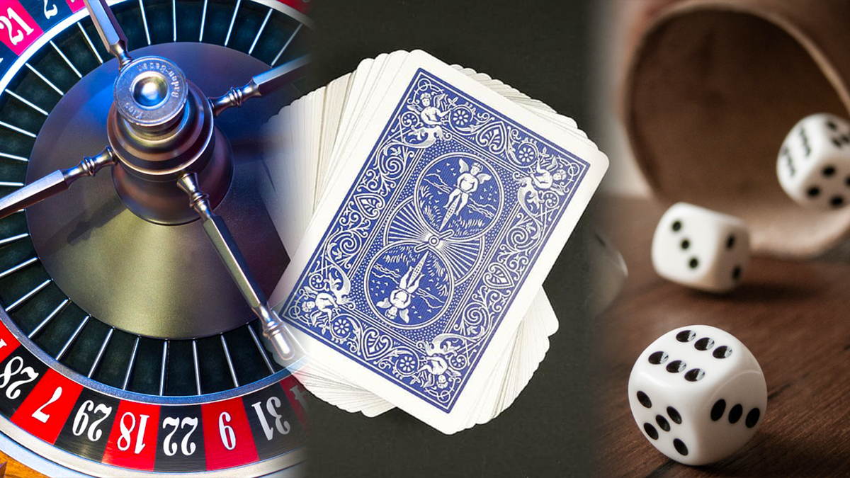 Gambling – It's All About Luck