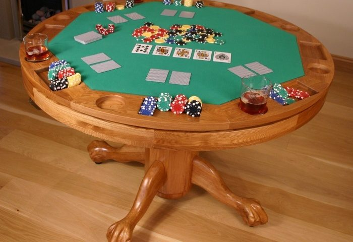 Finding the Right Poker Table to Suit Your Game